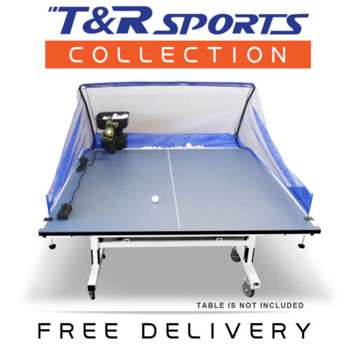 Double Fish Table Tennis Training Robot