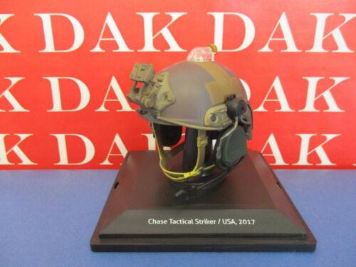 1//5 Modellino Elmetto Helmet Chase Tactical Striker USA 2017 by Spark