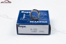 Koyo B 105 Needle Roller Bearing No Oil Hole B105 58 X 1316 X 516 Japan