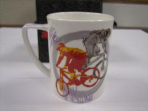 On Yer Bike Quality Prorcelain Mountain Road Racing Bike Cycle China Mugs Beaker