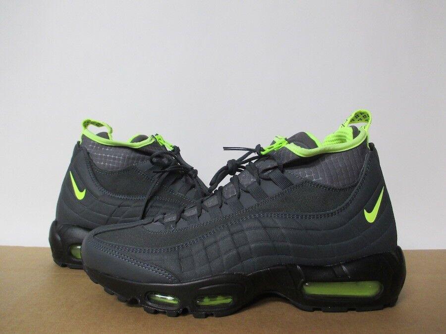 NIKE AIR MAX 95 scarpe da da da ginnasticaavvio DARK grigio ANTHRACITE VOLT SZ 8-14 816cf6