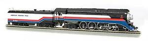 ESCALA-H0-Locomotora-de-Vapor-4-8-4-American-Freedom-Tren-Dcc-Con-Sonido-53103