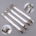 4X Ironing Board Cover Sofa Clip Fasteners Brace Bed Sheet Grips Buckle Tight
