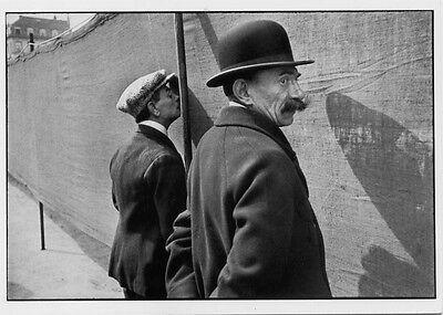 Brussels 1932 Photo by Henri Cartier-Bresson Magnum POSTCARD 4x6
