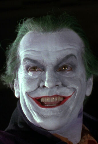 The Joker//Movie A-297mmx420mm Jack Nicholson //Movie Star Poster