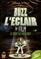 Buzz L'eclair - Le Film // Dvd Disney Neuf Cello