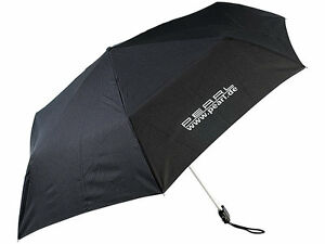 Pearl 23cm Mini Regenschirm mit 90cm Spannweite + Etui Ultraleicht flach Regen