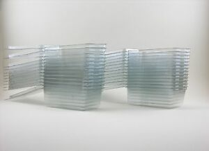 25-Hot-Wheels-Plastic-Car-Cases-MEDIUM-Blister-Boxes-Brand-new-clamshells
