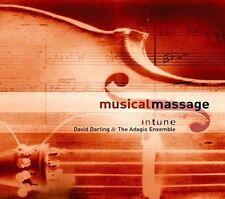 MUSICAL MASSAGE: In Tune - David Darling ... CD ... NEW