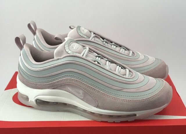 W Nike Air Max 97 17 LX Ultra AH6805-002 Vast Grey Particle Rose Pink 123ffed01215