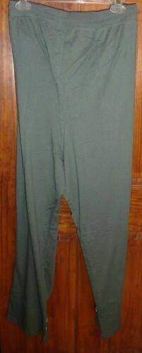Details about  /Sonoma Sage Green Lounge Pants Size 3x Free Ship Sweats Pajama Bottom