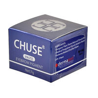 Chuse Semi Permanent Makeup Ink Eyebrow Microblading Tattoo Pigment Derma Test