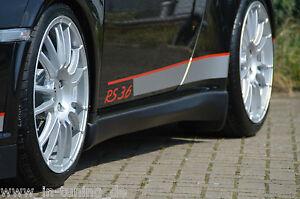 Ingo-Noak-Seitenschweller-Sideskirts-ABS-fuer-Porsche-911-997-ab-Bj-2004-2008