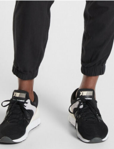 Details about  /Athleta Farallon Jogger Black Size 6  NWT Travel Pants #531090