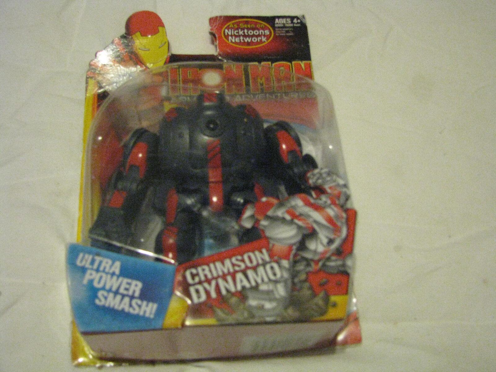 Neue iron man - dynamo ab 2009