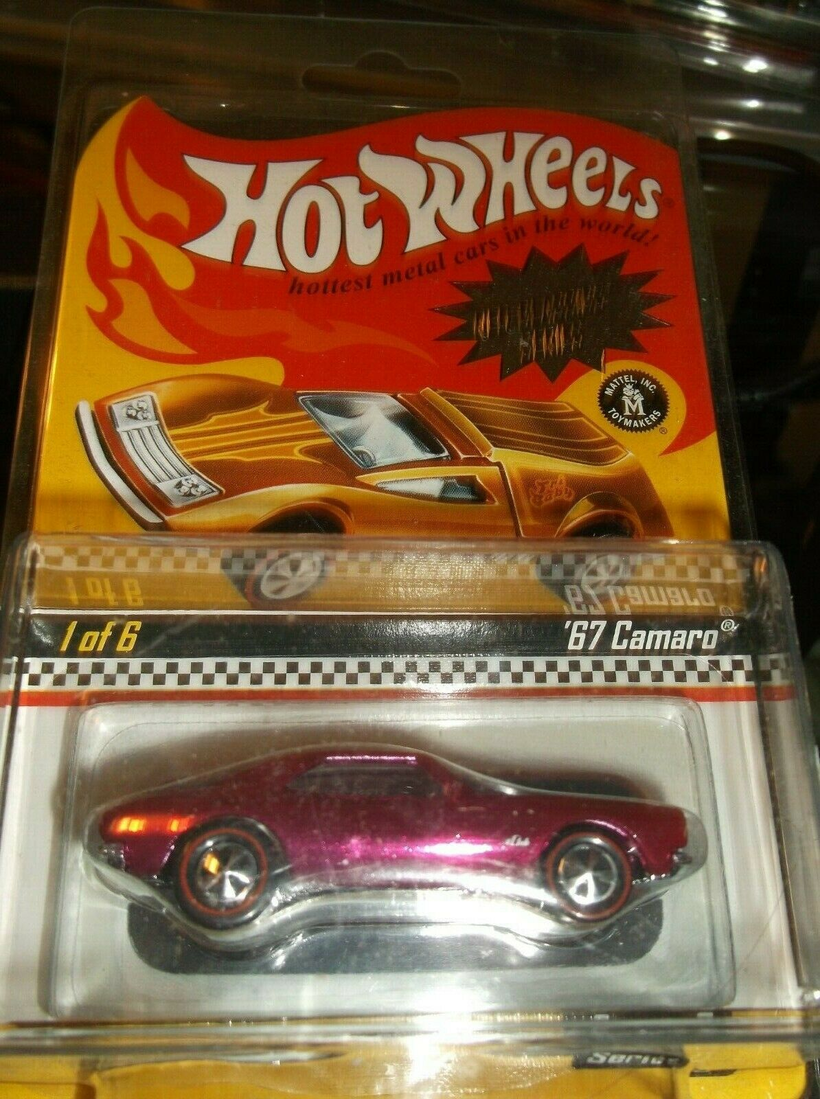 Hot Wheels néo-Classics Series 67 Camaro