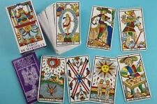 Original TAROT DE MARSEILLE by JODOROWSKY & CAMOIN instructions english spanish