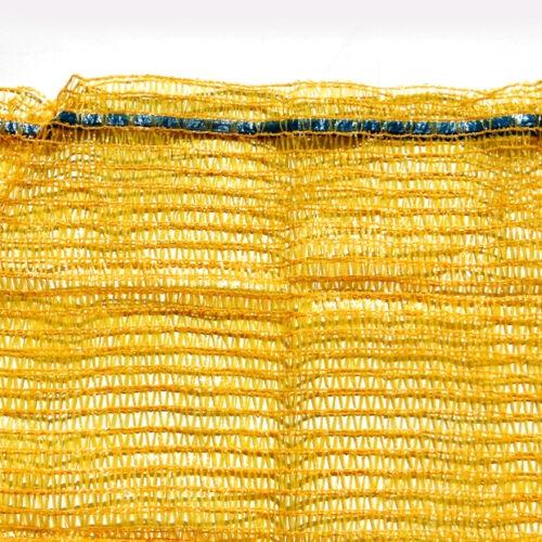 200 x Net Woven Sacks Logs Kindling Wood Log Vegetables Mesh Bags 60x42 cm 15 kg