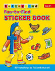 Fun to Find Sticker Book by Lyn Wendon (Paperback, 2004)