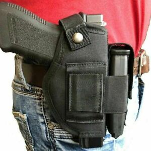 Tactical outdoor IWB Gun Holster With Extra Magazine pouch For SCCY CPX1 or CPX2