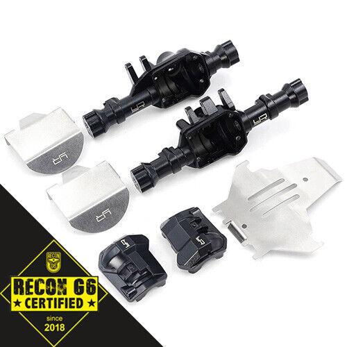 Yeah Racing Traxxas Trx-4 F&R Metal Completo Eje Vivienda Upgrade Set Trx4-s02