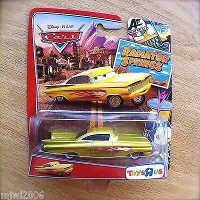 "Disney Pixar Cars Diecast Yellow Hydraulic Ramone Radiator Springs /""VHTF/"""