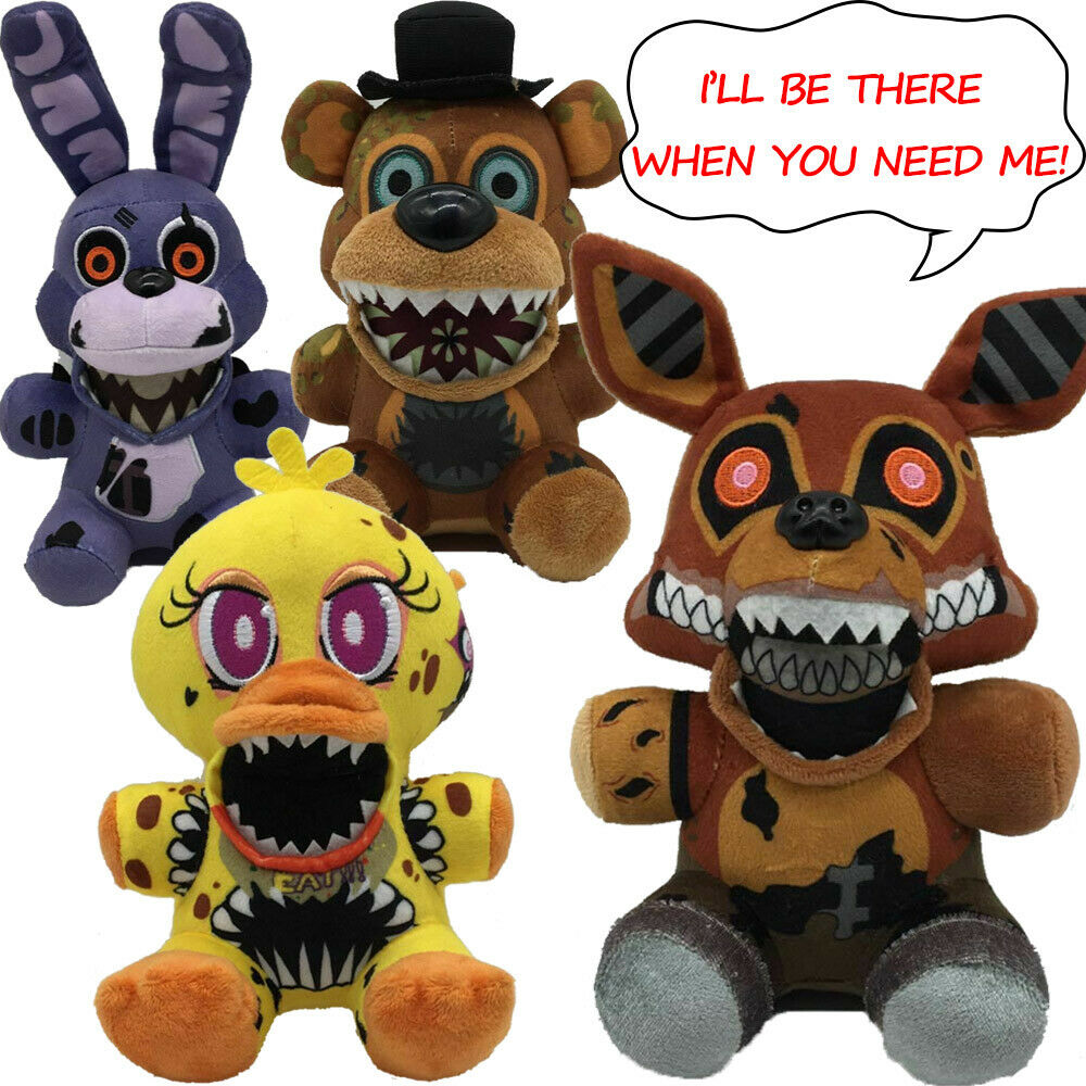 FNAF Five Nights At Freddy's The Twisted Ones Chica Bonnie