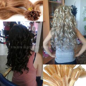 18-034-32-034-Keratin-Nail-U-Tip-Glue-100-Real-Human-Hair-Extensions-100g-All-Colors