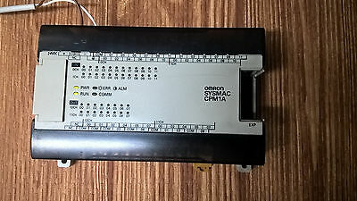 PLC OMRON CPM1A-30CDR-D-V1 OK TESTED