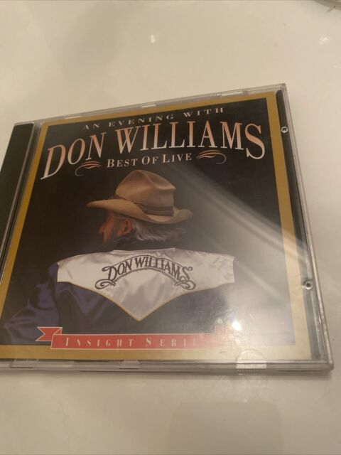 Best of Live/An evening with von Don Williams (1994)
