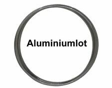 ALUSOL Aluminiumlot Alu Löten Alulot aluminum solder Lötzinn Pb80Sn18Ag2
