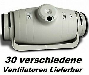 S-amp-P-TD-250-100-SILENT-Rohrventilator-Rohrluefter-Rohrgeblaese-Rohr-Kanal-Luefter