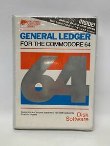 General-Ledger-For-The-Commodore-64