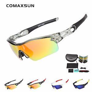 d958a564f1a Image is loading COMAXSUN-Polarized-Cycling-Glasses-Bike-MTB-Sports- Sunglasses-