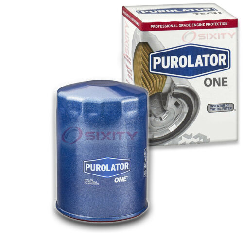 Purolator ONE Engine Oil Filter for 1989-1991 Chevrolet V2500 Suburban rg