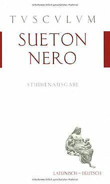 Nero. Studienausg von Sueton, Tranquillus, Gaius S. | Buch | Zustand sehr gut