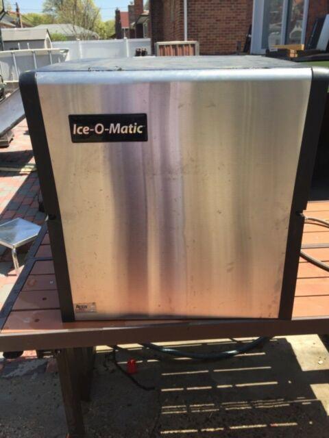 Used Ice Machine >> Ice O Matic Ice0320ha4 Air Cooled Ice Machine Used