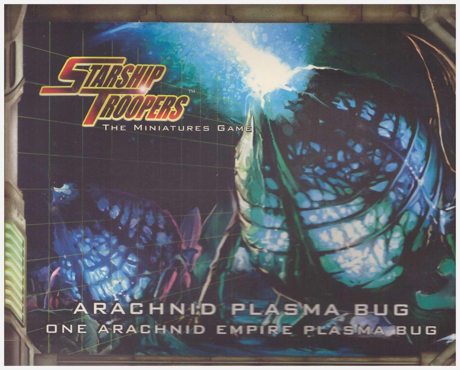 Starship Troopers  Plasma Bug - Wargame Model - Factory Sealed - OOP