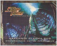 Starship Troopers Plasma Bug War Game Model - In Shrink Wrap. Rare