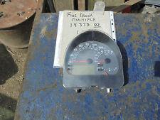 FIAT C486 81269032 Tachimetro Strumento DASH BOARD clock da MULTIPLA