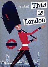 This Is ...: This Is London by Miroslav Sasek (2004, Hardcover)