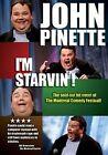 John Pinette I'm Starvin - DVD Region 1