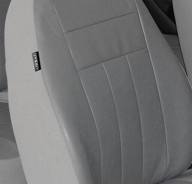 AKTION Audi Q5 8R Maßgefertigte Kunstleder Sitzbezüge in Beige
