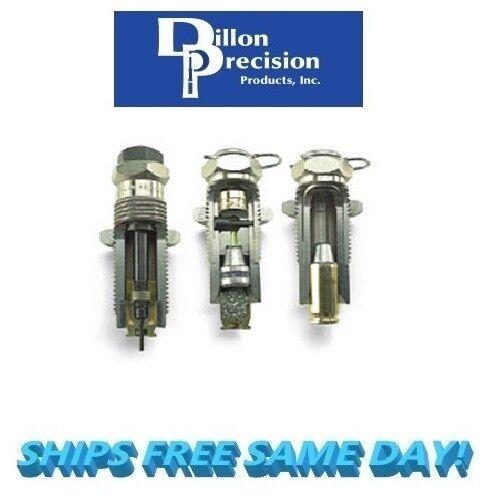Dillon 44 especial Mag Carburo 3 Die Set Nuevo