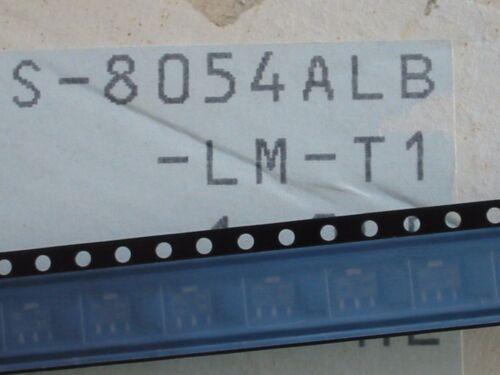 5 x s-8054alb-lm-t1 voltaje detector de Seiko