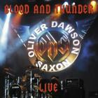 Blood And Thunder Live von Oliver Dawson Saxon (2014)