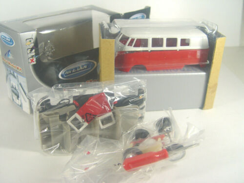 gebr. VW T1 Bus Welly Bausatz 1:43-49720   #E