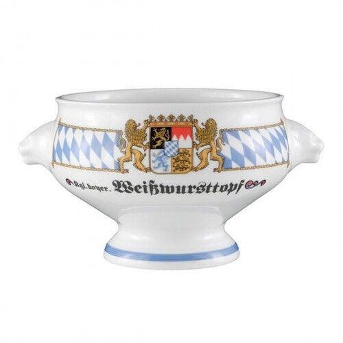 Seltmann Weiden 'Compact Bavière' Tête de Lion terrine O. de. 'weisswursttopf' 1,0 L