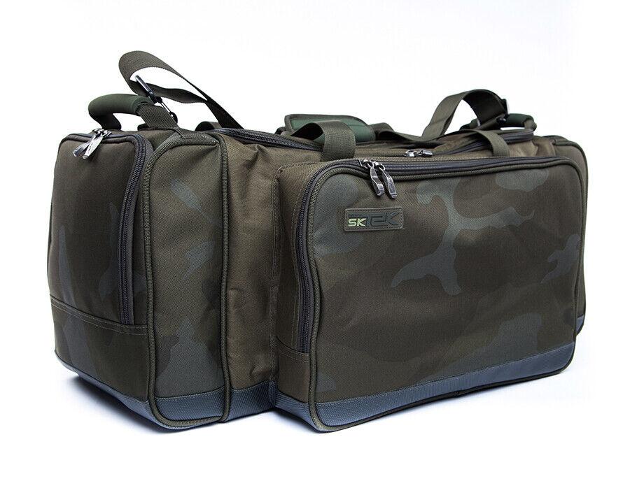 Sonik SK-Tek Compact Fourre-Tout Neuf Pêche À La Carpe Fourre-tout Bagage-sktcac