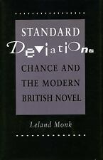 Standard Deviations: Chance and the Modern British Novel-ExLibrary